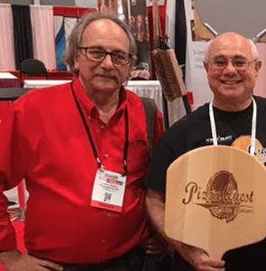 Albert Grande and Peter Reinhart