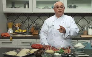 Peter Reinhart Teaches You to Make Pizza