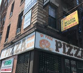 Front of DiFara's Pizza