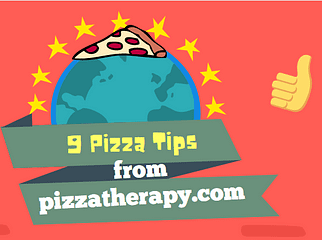 9 Tips for making great pizza