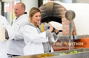 Wood Fired University at Fire Within